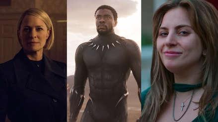 SAG Awards: Black Panther, Lady Gaga y todos los nominados a los premios 2019