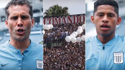 Alianza Lima: su video motivacional previo al duelo ante Sporting Cristal