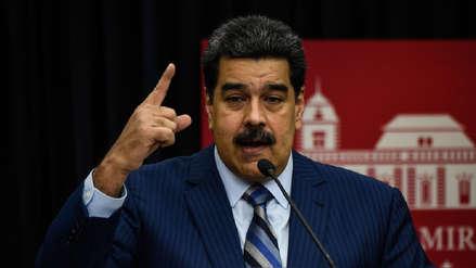 Nicolás Maduro vincula a Brasil con supuestos planes de EE.UU. para derrocarlo