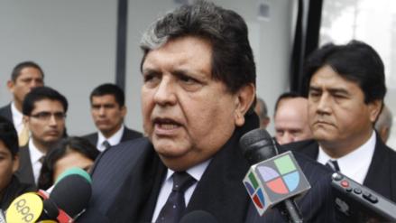 Alan García: Fue