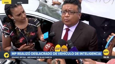 Defensa de Alan García pidió investigar a altos mandos de la Policía por presunta interceptación telefónica
