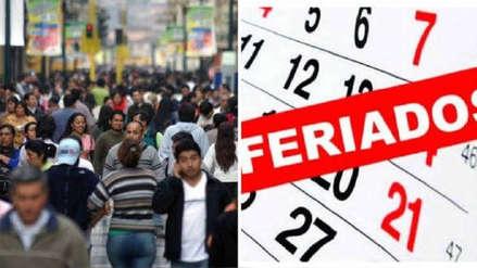 ¡Feriado largo! El 24 de diciembre será día no laborable compensable