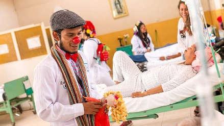 Luis Miguel Antón: Fundador de Runakay, organización que forma clowns como agentes de impacto social