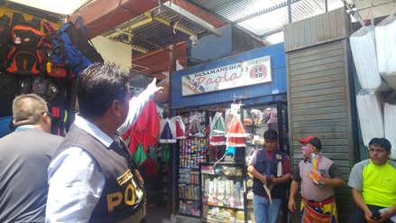 Mercado Modelo de Chiclayo tendrá central de videovigilancia para combatir robos