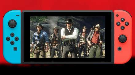 Nintendo quiere una versión de Red Dead Redemption 2 en la Switch