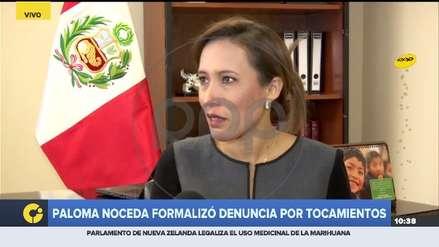 Paloma Noceda: