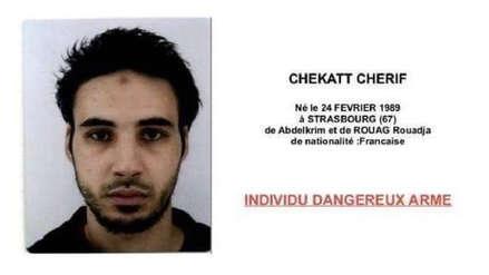 Estrasburgo | Este es el autor del tiroteo que dejó tres muertos y varios heridos