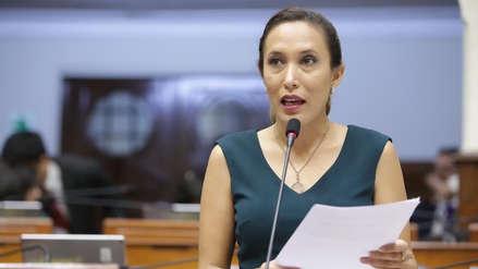 Paloma Noceda: congresistas pidieron que denuncia por tocamientos indebidos sea tramitada con prioridad