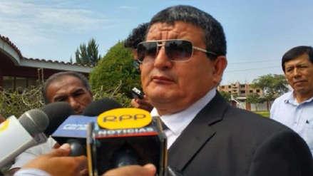 Poder Judicial ordena detención de gobernador de Lambayeque Humberto Acuña