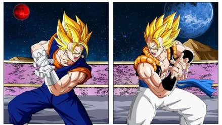 Dragon Ball Super | Gogeta vs. Vegetto: material oficial aclara quién es más poderoso