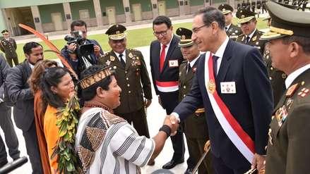 Militar de origen asháninka se gradúa como oficial del Ejército del Perú por primera vez en la historia