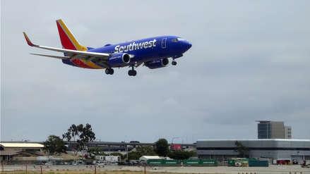 Un avión regresó al aeropuerto luego de que la tripulación descubrió un corazón olvidado a bordo
