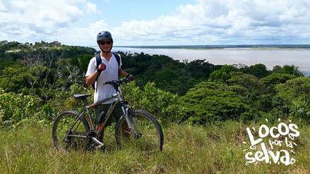"""""""Locos por la Selva"""", proyecto que promueve el turismo vivencial y la conservación de la cultura amazónica gracias a Geraldo Moz"""