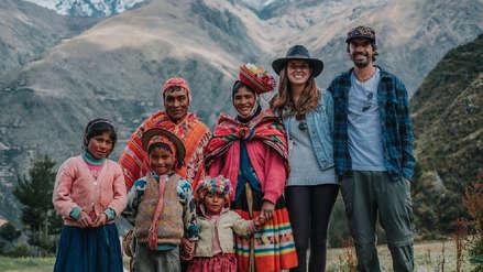 Qhispikay, emprendimiento que fomenta el turismo vivencial y crea puentes con la cultura andina gracias a Maria Fe Gamarra