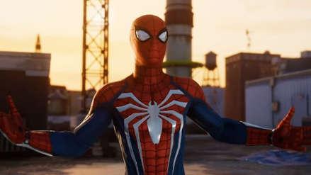 PlayStation mostró un avance del tercer DLC de Marvel's Spider-Man