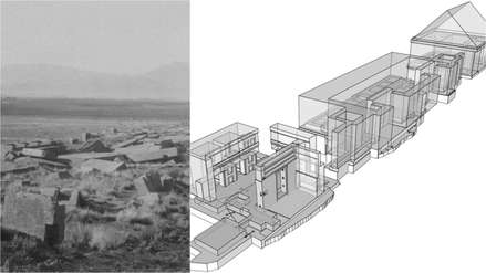 Cómo una impresora 3D ayudó a reconstruir un templo preinca