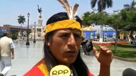 Chasqui recorrerá desde Marcahuamachuco hasta Trujillo para Navidad de niños pobres