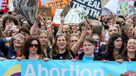 Parlamento de Irlanda aprobó la legalización del aborto luego de histórico referéndum