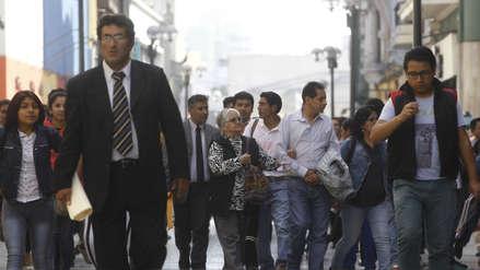 Empleo en Lima Metropolitana aumentó en 105 mil 300 personas, según INEI