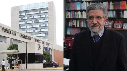 Asamblea de la PUCP definió que Efraín Gonzáles sea rector  pro tempore y que se adelanten las elecciones