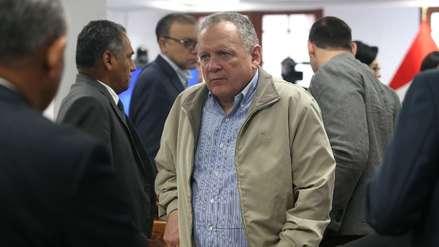 Sala dejó al voto apelación a prisión preventiva impuesta a Vicente Silva Checa