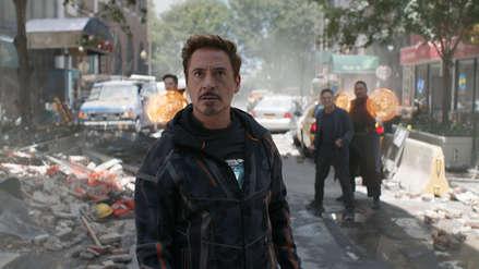 El sorpresivo mensaje de Robert Downey Jr. tras el estreno de