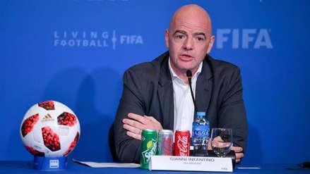 Qatar 2022: Infantino dice que las federaciones quieren un Mundial con 48 equipos