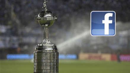 Facebook: Copa Libertadores 2019 será transmitida por la red social