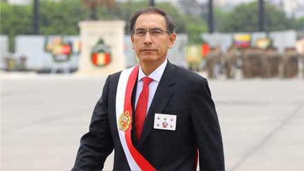 """Martín Vizcarra: """"El pueblo ha apostado por el Estado de Derecho y la lucha contra la corrupción"""""""