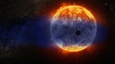Astrónomos descubrieron un exoplaneta que está evaporándose