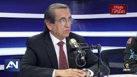 Del Castillo minimizó denuncia de presuntos falsos aportantes a campaña de Alan García:
