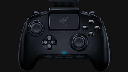 Conoce el Razer Raiju, el mando especializado para juegos móviles
