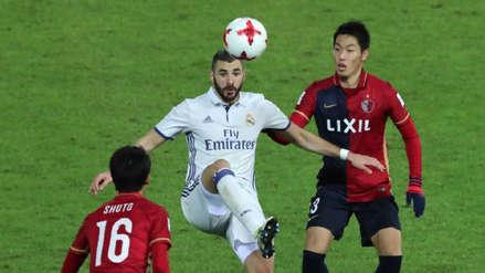 Real Madrid vs. Kashima: hora y canal del duelo por semifinales del Mundial de Clubes