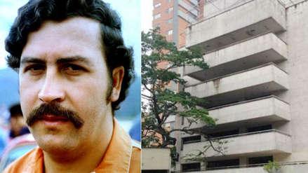El edificio de Pablo Escobar rinde homenaje a sus víctimas antes de su demolición: así luce tras el cambio
