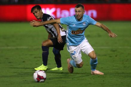 EN VIVO Alianza Lima vs Sporting Cristal chocan en el  Estadio Nacional en partido de vuelta de la final, EN DIRECTO