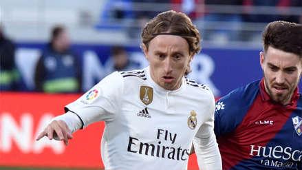 Luka Modric respondió si seguirá o no en el Real Madrid