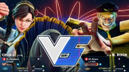 [En vivo] Jugador peruano participa en torneo mundial de Street Fighter V en Las Vegas