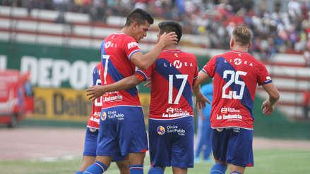 Carlos A. Mannucci empató  2-2 ante Alianza Universidad por el cuadrangular de ascenso