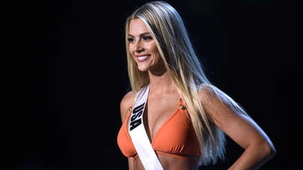 Miss EE.UU. se disculpó por reírse del bajo nivel de inglés de dos concursantes