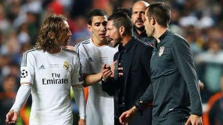 Real Madrid: la dura respuesta de Luka Modric a Diego Simeone