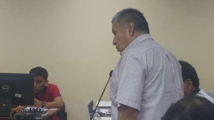 'Temerarios del Crimen': Regidor de Chiclayo lloró y se confesó culpable en audiencia