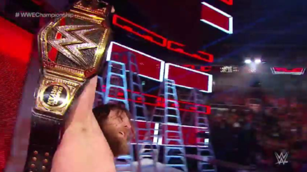 WWE TLC 2018   Daniel Bryan derrota a AJ Styles y conserva el título de la compañía