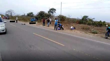 Ocho personas murieron en accidentes de tránsito durante el fin de semana