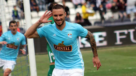 Los números de Emanuel Herrera, el goleador del Sporting Cristal campeón 2018