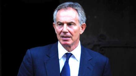 Tony Blair llama a convocar un segundo referéndum sobre el brexit