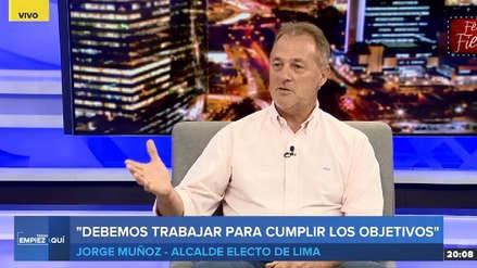 Muñoz sobre encuentro entre Castañeda y Barnechea: