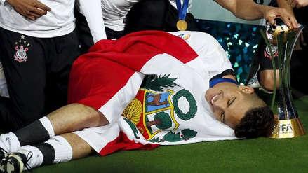 Corinthians recordó el gol de Paolo Guerrero en el Mundial de Clubes