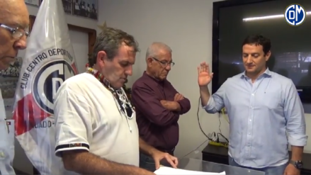 Renzo Reggiardo gana la presidencia del Club Deportivo Municipal [Video]