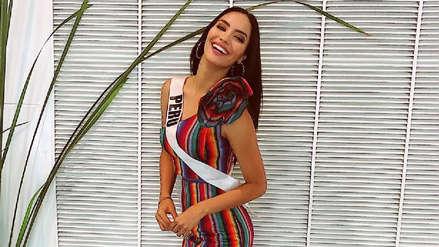 Miss Universo 2018 | La peruana Romina Lozano vive así la previa a la final