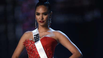 Miss Perú presentó a su pareja con un romántico mensaje: